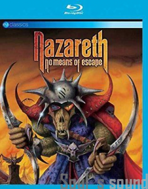 Nazareth - No Means Of Escape Blu-Ray