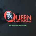 Queen - News Of The World  LP + 3 CD + DVD