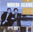MODERN TALKING - ORIGINAL ALBUM CLASSICS (THE FIRST ALBUM / LET'S TALK ABOUT LOVE / READY FOR ROMANCE / IN THE MIDDLE OF NOWHERE / IN THE GARDEN OF VENUS) 5 CD