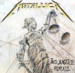 Metallica And Justice For All 2 LP