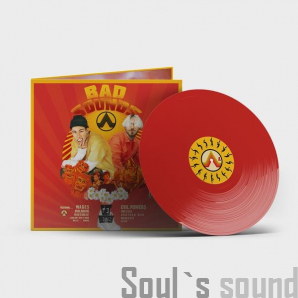 Bad Sounds Get Better LP RED