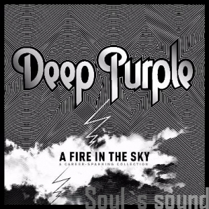 Deep Purple A Fire In The Sky 3 CD