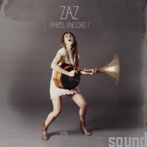 ZAZ - PARIS, ENCORE! Blu-Ray