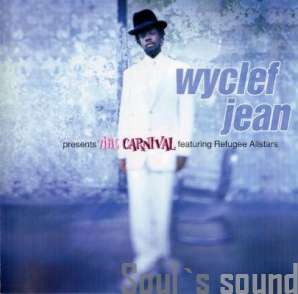 Wyclef Jean presents The Carnival 2 LP