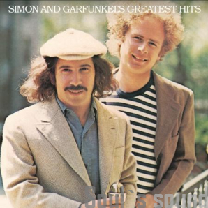 Simon & Garfunkel Greatest Hits LP