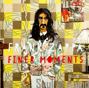 Frank Zappa Finer Moments 2 LP