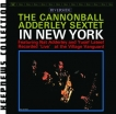 Cannonball Adderley In New York (keepnews collection) CD