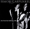 SIMON & GARFUNKEL - LIVE FROM NEW YORK CITY, 1967 CD