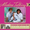 MODERN TALKING - THE FIRST & SECOND ALBUM (30TH ANNIVERSARY) 3 CD