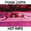 Frank Zappa Hot Rats LP
