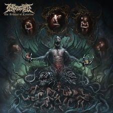 INGESTED - THE ARCHITECT OF EXTINCTION CD