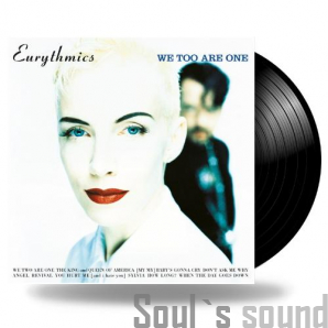 Eurythmics We Too Are One (Remastered) LP