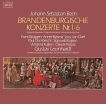 Gustav Leonhardt J.S.Bach: Brandenburg Concertos [Limited Pressing] 2 CD Japan