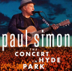 Paul Simon The Concert in Hyde Park 2 CD + Blu-Ray