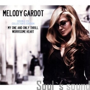 Melody Gardot My One And Only Thrill / Worrisome Heart 2 CD