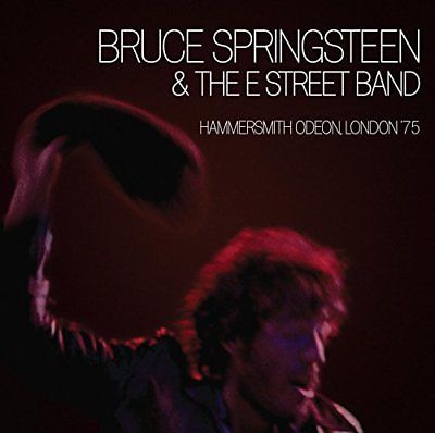 BRUCE SPRINGSTEEN & THE E STREET BAND - HAMMERSMITH ODEON, LONDON '75 2CD