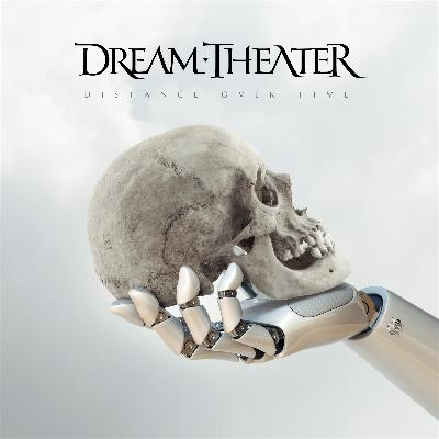 Dream Theater Distance Over Time 2 LP + CD