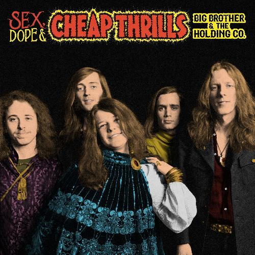 Big Brother / The Holding Company Sex, Dope & Cheap Thrills 2 LP