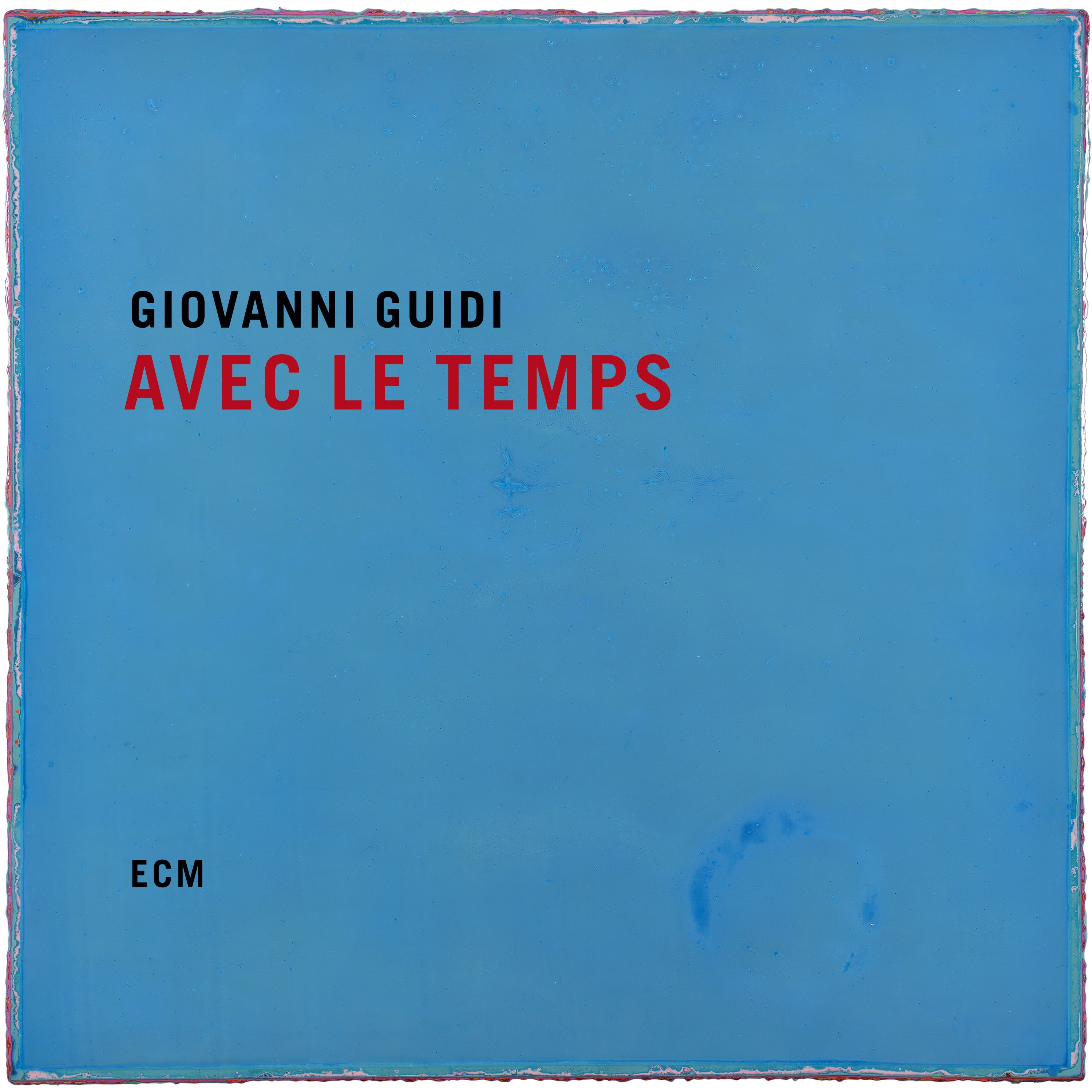 Giovanni Guidi, F.Bearzatti, R.Cecchetto, T.Morgan, J. Lobo AVEC LE TEMPS CD
