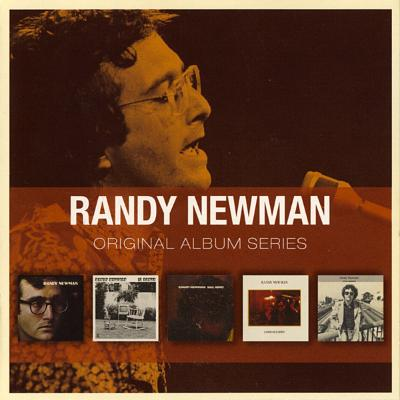 Randy Newman ‎– Original Album Series 5 CD