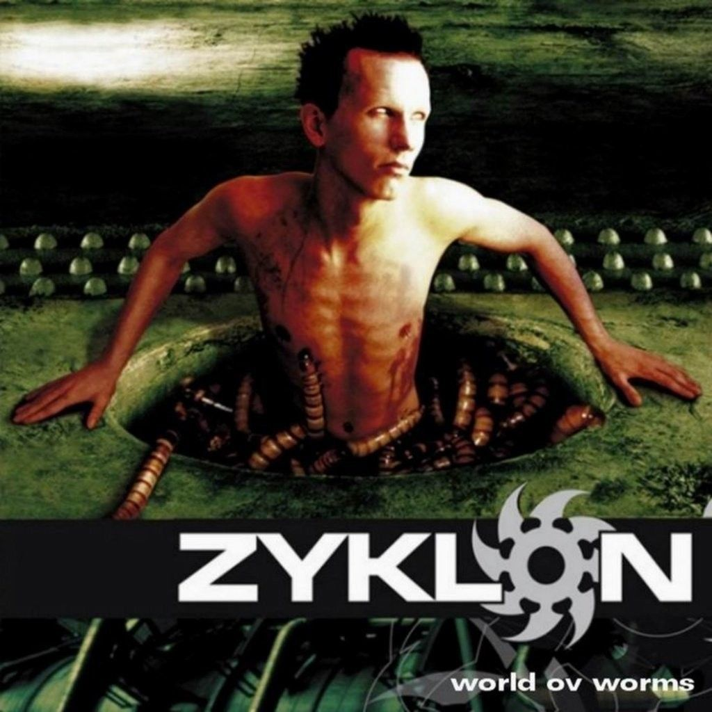 ZYKLON - WORLD OV WORMS CD