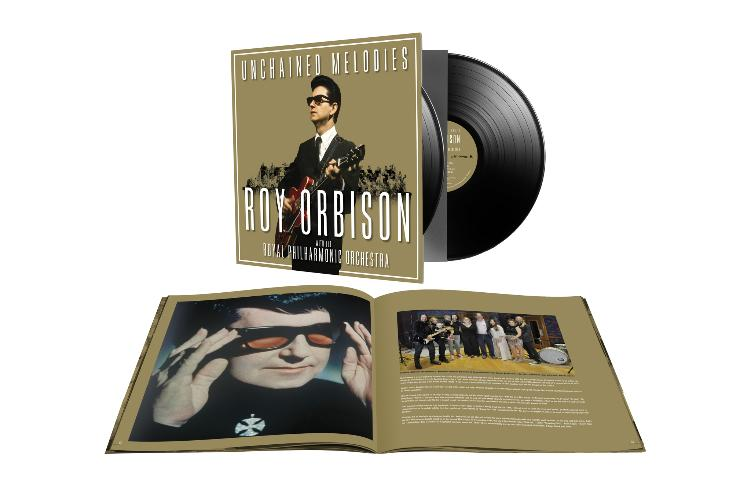 Unchained Melodies: Roy Orbison & The Royal Philharmonic Orchestra 2 LP