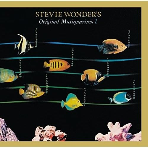 Stevie Wonder - Original Musiquarium I 2LP