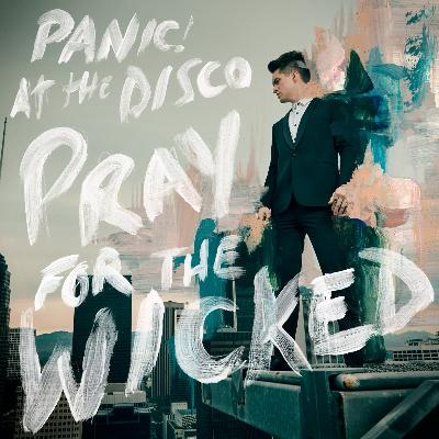 Panic! At The Disco Pray For The Wicked CD