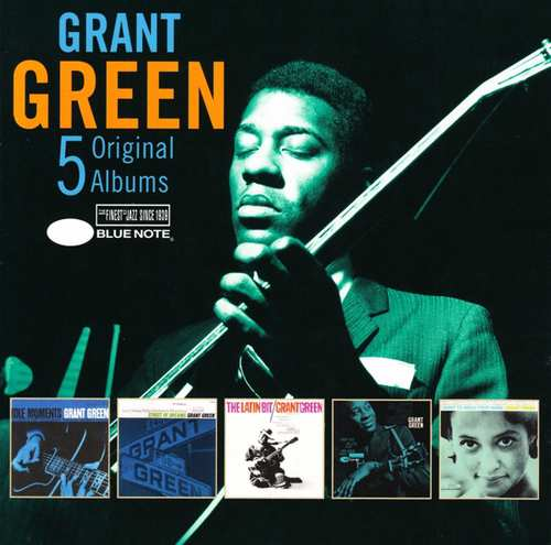 Grant Green - 5 Original Albums 5 CD
