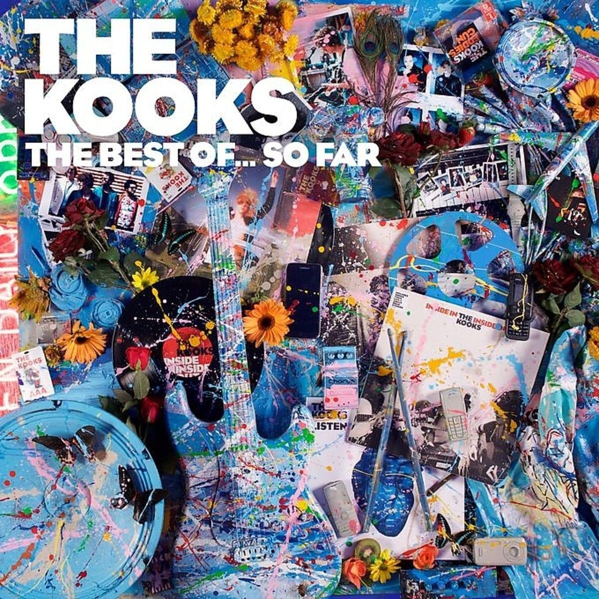 THE KOOKS - THE BEST OF CD