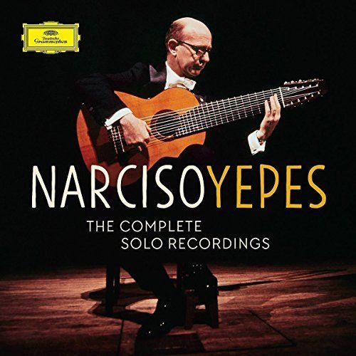 Narciso Yepes-The Complete Solo Recordings 20CD