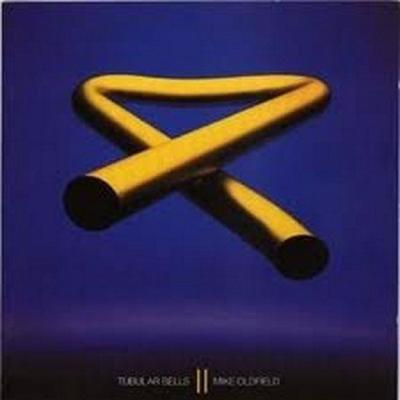 Mike Oldfield Tubular Bells II CD