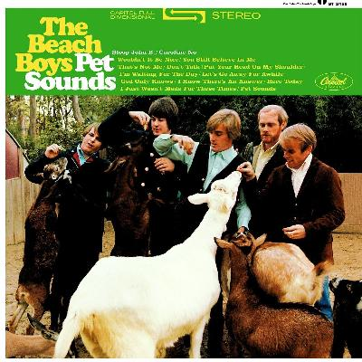 The Beach Boys Pet Sounds LP Stereo