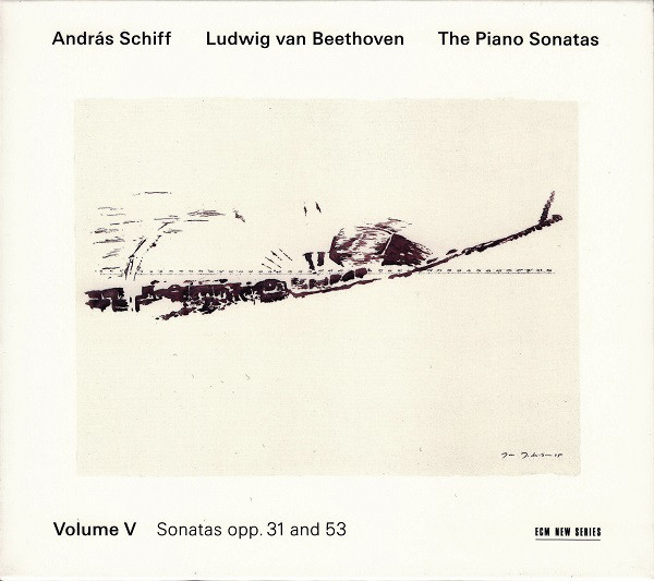 Ludwig van Beethoven - András Schiff ‎– The Piano Sonatas, Volume V - Sonatas Opp. 31 And 53 2 CD