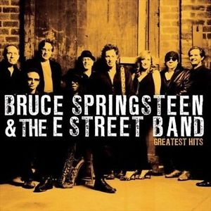 BRUCE SPRINGSTEEN & THE E STREET BAND - GREATEST HITS CD