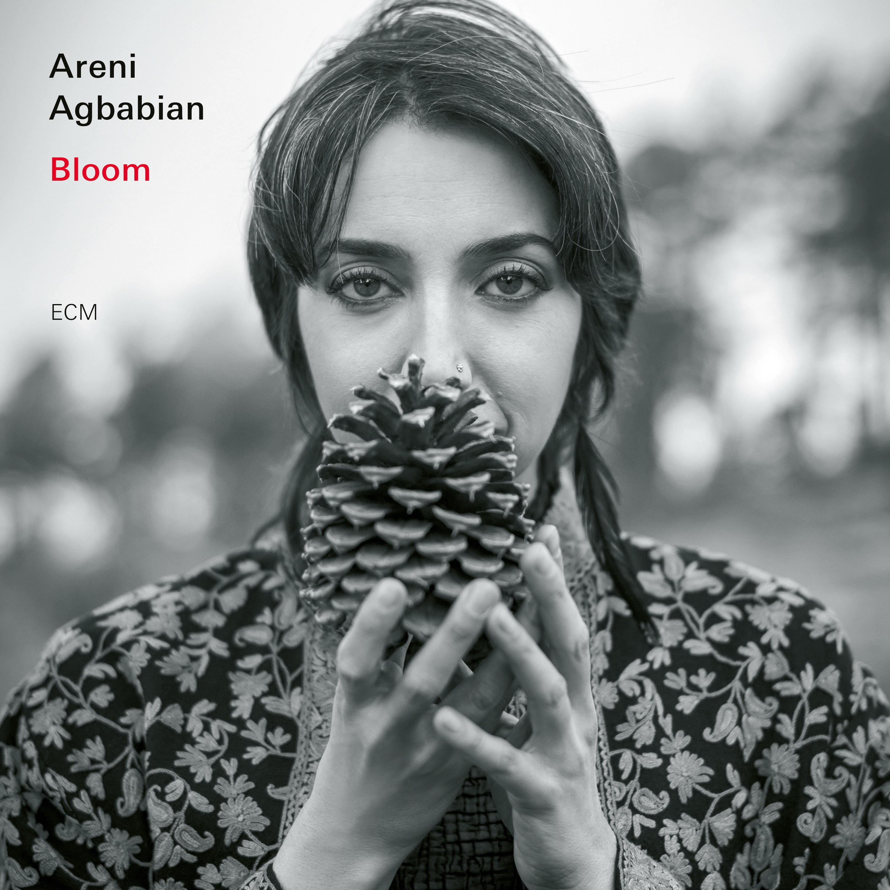 Areni Agbabian, Nicolas Stocker BLOOM CD