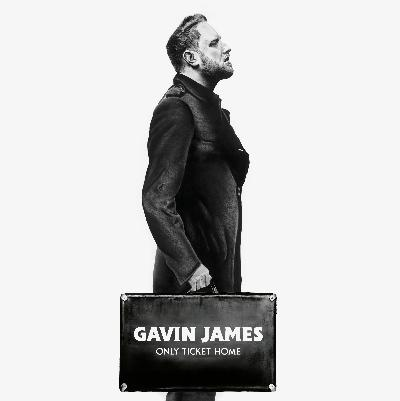 Gavin James Only Ticket Home LP