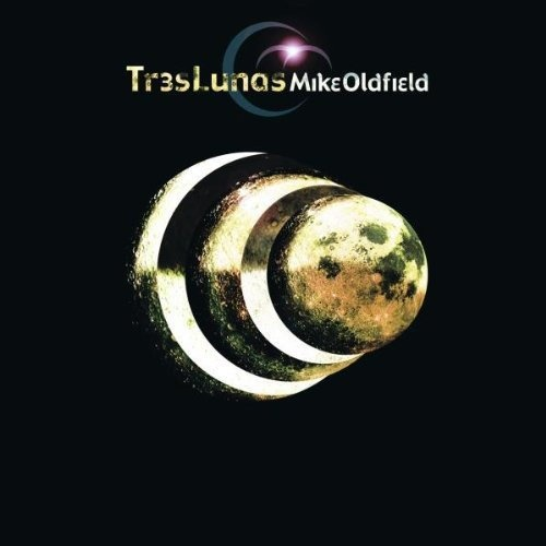 Mike Oldfield Tr3s Lunas CD