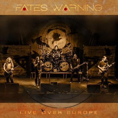 Fates Warning Live Over Europe CD Special Edition / Mediabook