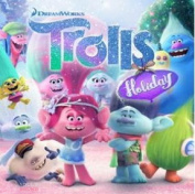 Original Soundtrack DreamWorks Trolls - The Beat Goes On! (Music From Season 1) CD
