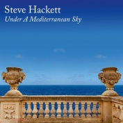 Steve Hackett Under A Mediterranean Sky 2 LP + CD