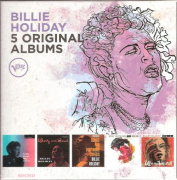 Billie Holiday - 5 Original Albums 5 CD