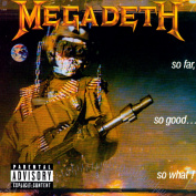 Megadeth So Far, So Good, So What CD