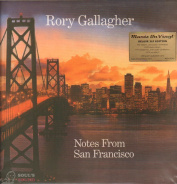 Rory Gallagher Notes From San Francisco 3LP