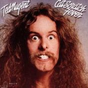 TED NUGENT - CAT SCRATCH FEVER CD