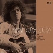 Tim Buckley The Album Collection 1966-1972 7 LP SUMMER OF '69 – PEACE, LOVE AND MUSIC