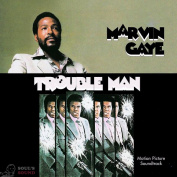 Marvin Gaye Trouble Man LP