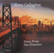 Rory Gallagher ‎– Notes From San Francisco LP