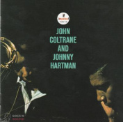 John Coltrane John Coltrane & Johnny Hartman CD