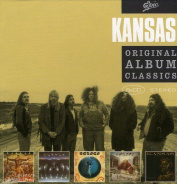 KANSAS - ORIGINAL ALBUM CLASSICS 5CD